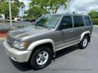 2001 Isuzu Trooper S Automatic 1-Owner Low Miles Clean Carfax Garage Kept Service History Automatic 2WD 3.5L V6