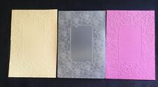 Crafts-Too/CTFD4005/C6/Embossing /Folder/Tulip/Frame/Background