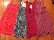 Lot of 4 Sleeveless Dresses ~ Spense / Trulli ~ Small