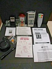 Ghost Spirit paranormal test equipment 7 items new condition & unused mel meter