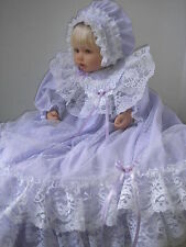Angelic Lavender & Lace For 19-21 Inch Reborn