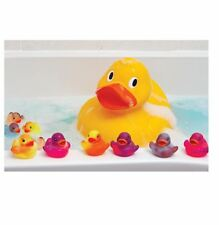 Tobar Giant Yellow Rubber Duck Floating Bath Time Toy Novelty Bathroom Gift Home