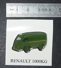 PIN'S  RENAULT 1000 KG EDITIONS ATLAS AUTOMOBILE AUTO UTILITAIRE CAMION