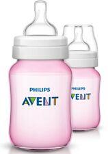Philips Avent Naturnah 2.0 2 x Flasche 260ml blau SCF035//27