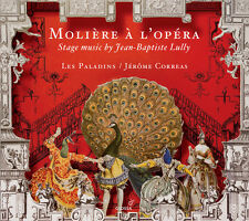 Charpentier / Lully / Les Paladins / Correas - Moliere a l'opera [New CD]