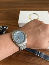 Orion Hellcat F6F Blue Watch-worn Once; with original box and papers