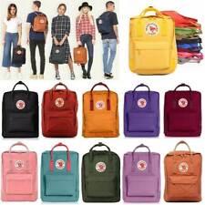 Unisex 7L/16L/20L Backpack Fjallraven Kanken Travel Shoulder School Bags New!