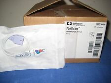 Nellcor D20, Covidien D20 disposable pediatric Spo2 sensors.  New in box