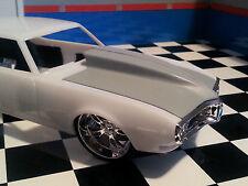LEX'S SCALE MODELING Resin Outlaw Hood for '68 Firebird Revell 1/25. HOT!  NEW!