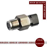 Fuel Pressure Sensor 89458-60010 for Toyota Avensis 6 PIN D-4D Prado Hilux Hiace