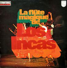 La Flute Magique De Los Incas - Philips 870 200 BFY