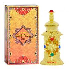 Amira Gold Exotic Oriental Sweet Floral Perfume oil/Atar by Al Haramain 12ml