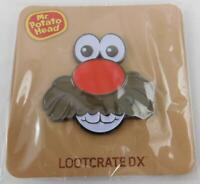 Loot Crate DX Exclusive Mr. Potato Head Pin New