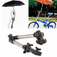 Schirmhalter für Fahrrad Rollstuhl Rollator Golf Angeln Sonnenschirm Kinderwagen