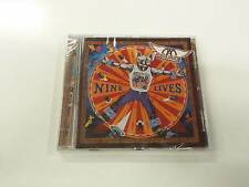 AEROSMITH NINE LIVES CD 1998 NEW