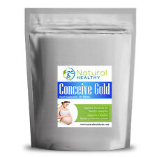 30 Pregnancy Care - Conceive Gold - Vitamin and minerals - UK Supplement