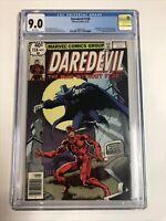 Daredevil (1979) # 158 (CGC 9.0 ) 1st Frank Miller Run On Daredevil