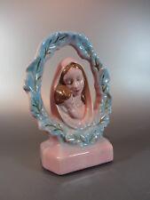 Vintage Ceramiques Beauce 1365-A ceramic beauceware religieuse vierge Spiritual