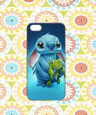 Lilo & Stitch Disney Cartoon Frog Case For iPhone iPad Samsung Galaxy Cover 349