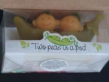 Two Peas in a Pod Mini Double Candle in Box - New!
