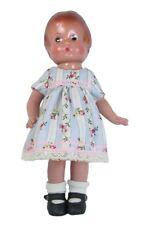 "Pretty striped Dress for 13"" Patsy Doll"