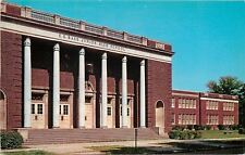 Greenville MS~Bass Junior High School~Mississippi Landmark~5 Double Doors~1957