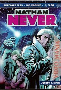 NATHAN NEVER SPECIALE 29 JOSEPH & MARY.Sergio Bonelli Editore