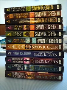 The Nightside Book Series 11 books by Simon Green