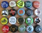 20 DIFFERENT U.S.A. MICRO CRAFT BEER BOTTLE CAPS