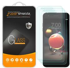 3X Supershieldz for LG K8 (2018) Tempered Glass Screen Protector Saver