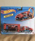 Hot Wheels Track Trucks - Hiway Hauler-Truck and Trailer