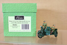 BRITAINS 00262 WWI The CLYNO MOTORCYCLE & MACHINE GUNNER SET MINT BOXED nj