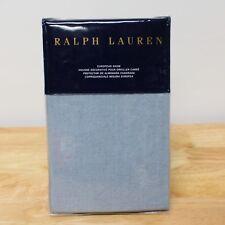 Ralph Lauren Home Madalena Wetherly Linen EURO Pillow Sham SKY BLUE G1685-A