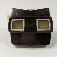 Vintage1942 Sawyer's  Brown Viewmaster With 1Reel (Scenic Canada).