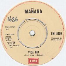 MANANA - Vida Mia - VERY GOOD CONDITION