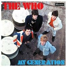 The Who My Generation 180gm Vinyl LP Remastered 2015 &