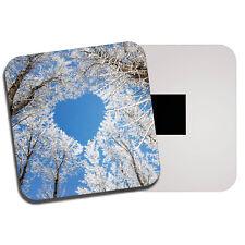 Beautiful Love Heart Fridge Magnet - Blossom Tree Wedding Wife Cute Gift #8682
