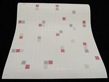 18100-10) 1 Rolle hochwertige Kachel Tapete waschbeständig für Bad und Küche