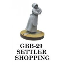 GBB-29 Settler Courses - Knuckleduster Miniatures - 28MM