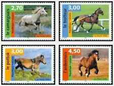 Timbres Chevaux France 3182/5 ** lot 25999