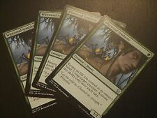 MTG MAGIC ETERNAL MASTERS 2016 - WIREWOOD SYMBIOTE (NM) X4