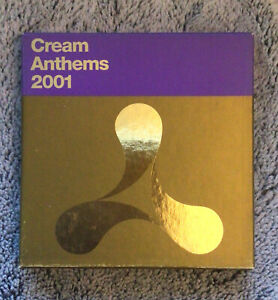Various Artists - Cream Anthems 2001 (2000)