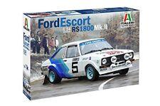 Modellismo Italeri Ford Escort RS 1800 Mk.ii 1 24 1979 Rally Montecarlo Ba611