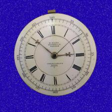Ward di glodwick 19 gioiello Secondi Orologio Cronografo FUSEE movimento 1880