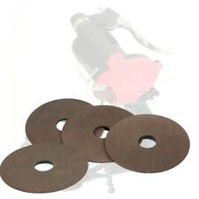 """Lot 4 Chainsaw Sharpener Replacement Grinding Wheel 7/8"""" Arbor Sharpening 4-1/4"""""""