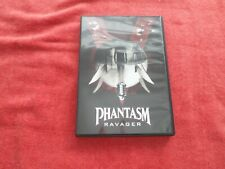 PHANTASM RAVAGER - (DVD, 2016) - REGGIE BANNISTER / BILL THORNBURY