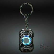Halo Light-Up Cortana Data Chip Key Chain Licensed Gamer Key Chain