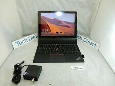 "Lenovo ThinkPad X1 Tablet 12"" 128GB Intel m5-6Y57 1.10GHz 8GB Windows 10 Pro"