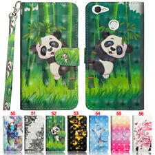 Butterfly Wallet Leather Flip Case Cover For ZTE Blade A510 A520 A6 A601 V6 L5