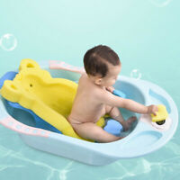 Baby Newborn Bath Sponge Tub Pad Infant Safety Shower Antiskid Cushion Net Mat